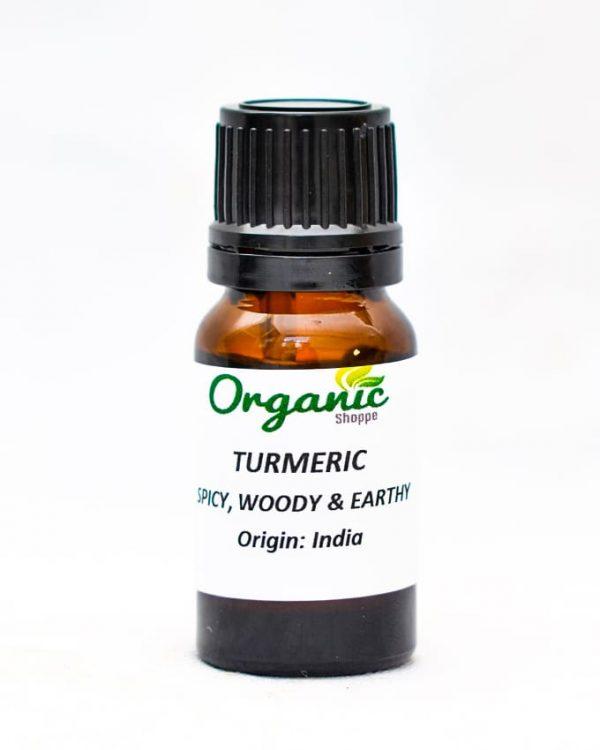 Turmeric Essential Oil 1