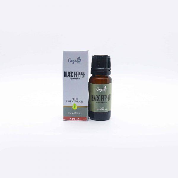 Black Pepper Essential Oil 1